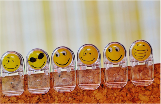 Emotion activities: What is happiness to me?