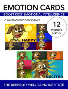 Emotion games for kids